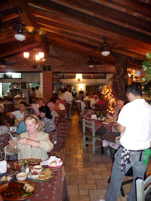 cafe de Olla puerto vallarta restaurants